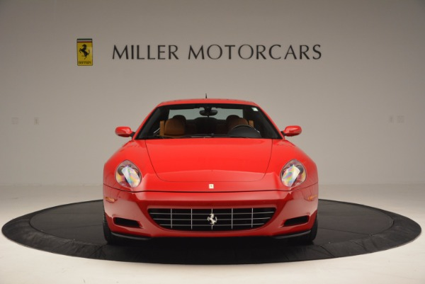 Used 2005 Ferrari 612 Scaglietti for sale Sold at Alfa Romeo of Westport in Westport CT 06880 12