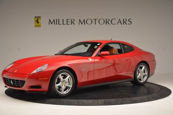 Used 2005 Ferrari 612 Scaglietti for sale Sold at Alfa Romeo of Westport in Westport CT 06880 2