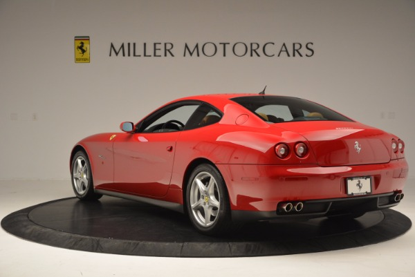 Used 2005 Ferrari 612 Scaglietti for sale Sold at Alfa Romeo of Westport in Westport CT 06880 5