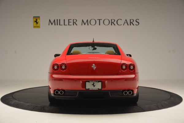 Used 2005 Ferrari 612 Scaglietti for sale Sold at Alfa Romeo of Westport in Westport CT 06880 6