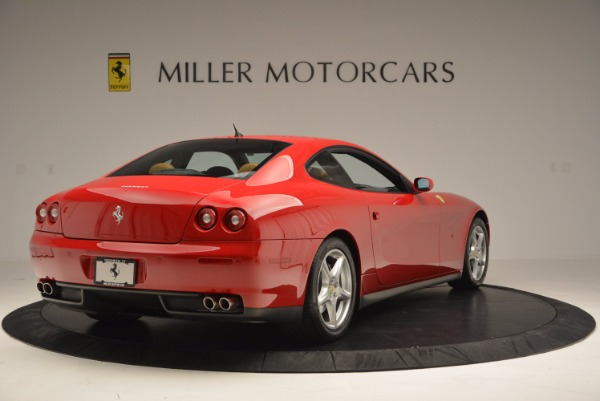Used 2005 Ferrari 612 Scaglietti for sale Sold at Alfa Romeo of Westport in Westport CT 06880 7