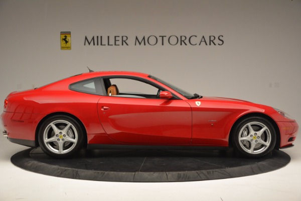 Used 2005 Ferrari 612 Scaglietti for sale Sold at Alfa Romeo of Westport in Westport CT 06880 9