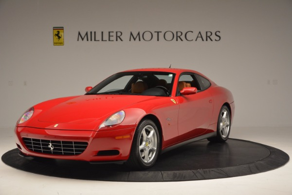 Used 2005 Ferrari 612 Scaglietti for sale Sold at Alfa Romeo of Westport in Westport CT 06880 1