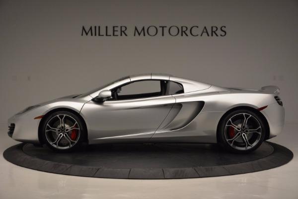 Used 2014 McLaren MP4-12C Spider for sale Sold at Alfa Romeo of Westport in Westport CT 06880 16