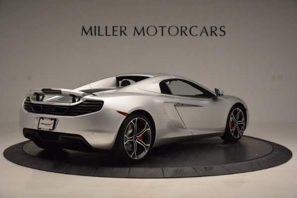 Used 2014 McLaren MP4-12C Spider for sale Sold at Alfa Romeo of Westport in Westport CT 06880 19