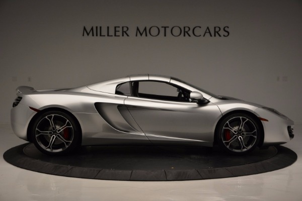 Used 2014 McLaren MP4-12C Spider for sale Sold at Alfa Romeo of Westport in Westport CT 06880 20