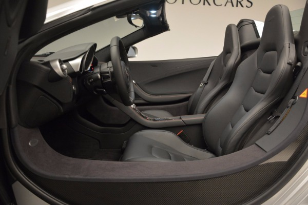 Used 2014 McLaren MP4-12C Spider for sale Sold at Alfa Romeo of Westport in Westport CT 06880 23