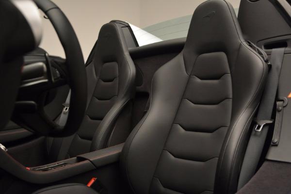 Used 2014 McLaren MP4-12C Spider for sale Sold at Alfa Romeo of Westport in Westport CT 06880 24