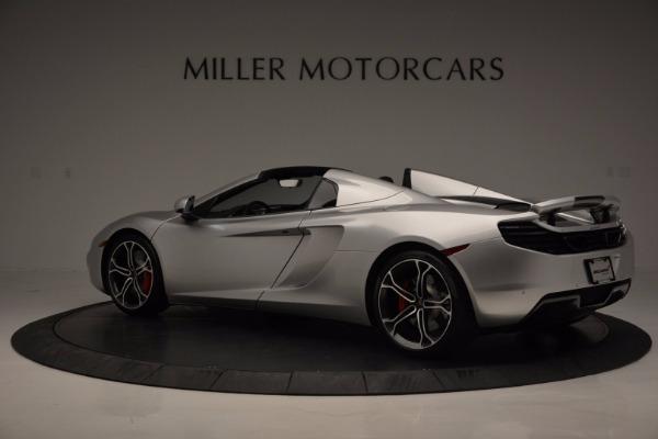 Used 2014 McLaren MP4-12C Spider for sale Sold at Alfa Romeo of Westport in Westport CT 06880 4
