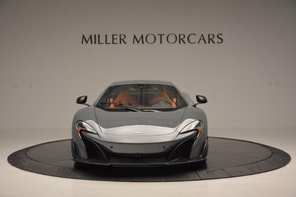 Used 2016 McLaren 675LT for sale Sold at Alfa Romeo of Westport in Westport CT 06880 12