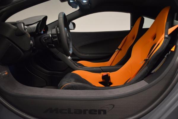 Used 2016 McLaren 675LT for sale Sold at Alfa Romeo of Westport in Westport CT 06880 17