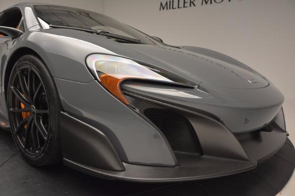 Used 2016 McLaren 675LT for sale Sold at Alfa Romeo of Westport in Westport CT 06880 22