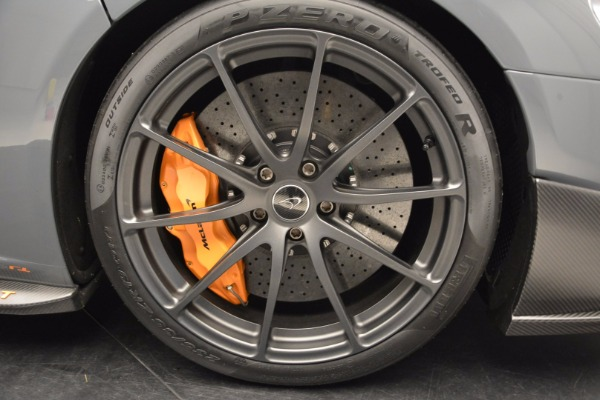 Used 2016 McLaren 675LT for sale Sold at Alfa Romeo of Westport in Westport CT 06880 23