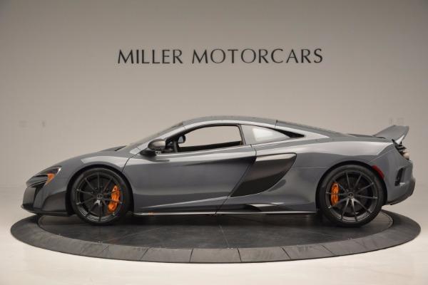 Used 2016 McLaren 675LT for sale Sold at Alfa Romeo of Westport in Westport CT 06880 3