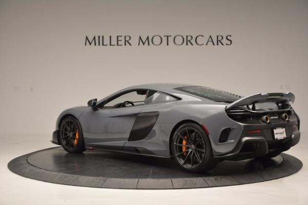 Used 2016 McLaren 675LT for sale Sold at Alfa Romeo of Westport in Westport CT 06880 4