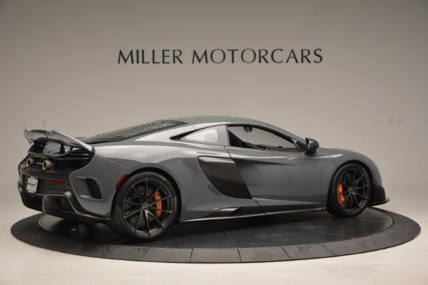 Used 2016 McLaren 675LT for sale Sold at Alfa Romeo of Westport in Westport CT 06880 8