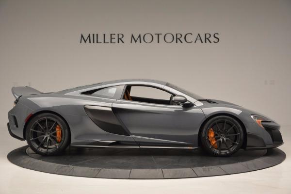 Used 2016 McLaren 675LT for sale Sold at Alfa Romeo of Westport in Westport CT 06880 9