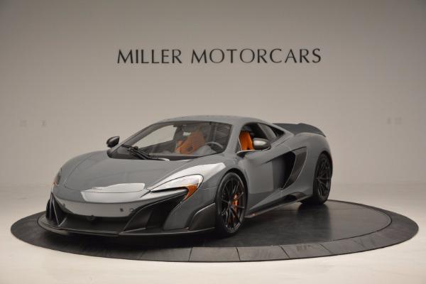 Used 2016 McLaren 675LT for sale Sold at Alfa Romeo of Westport in Westport CT 06880 1