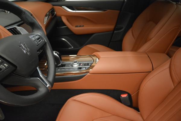 New 2017 Maserati Levante S for sale Sold at Alfa Romeo of Westport in Westport CT 06880 14