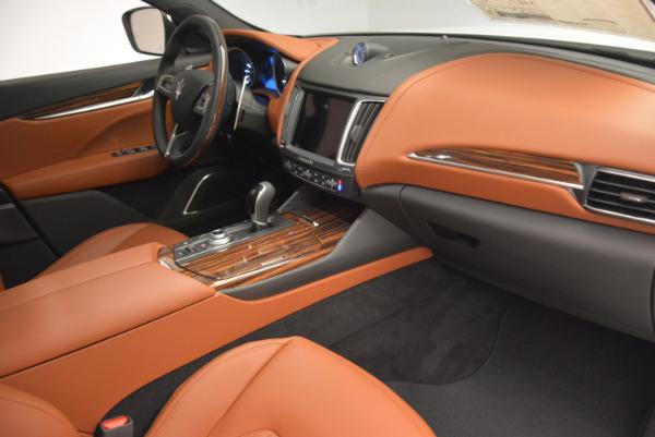 New 2017 Maserati Levante S for sale Sold at Alfa Romeo of Westport in Westport CT 06880 19
