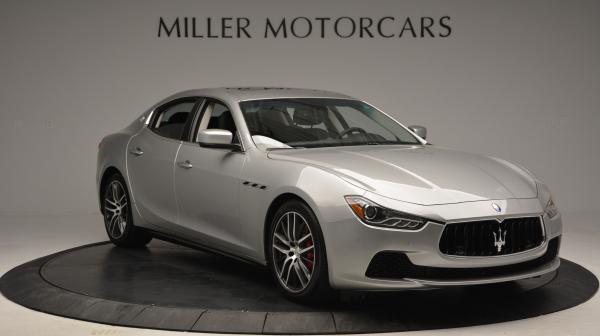 New 2016 Maserati Ghibli S Q4 for sale Sold at Alfa Romeo of Westport in Westport CT 06880 11
