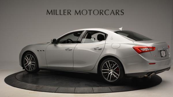 New 2016 Maserati Ghibli S Q4 for sale Sold at Alfa Romeo of Westport in Westport CT 06880 4