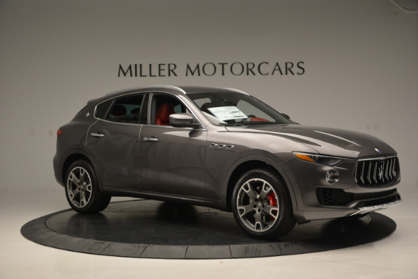 Used 2017 Maserati Levante Ex Service Loaner for sale Sold at Alfa Romeo of Westport in Westport CT 06880 10