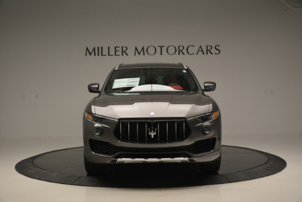 Used 2017 Maserati Levante Ex Service Loaner for sale Sold at Alfa Romeo of Westport in Westport CT 06880 12