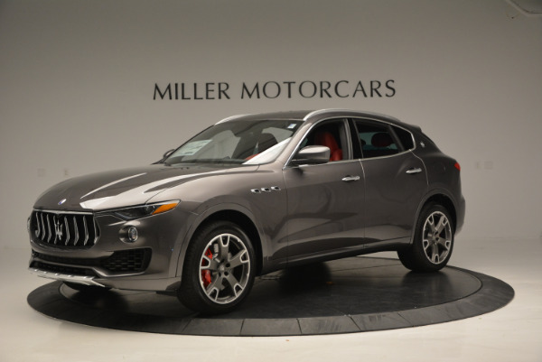 Used 2017 Maserati Levante Ex Service Loaner for sale Sold at Alfa Romeo of Westport in Westport CT 06880 2