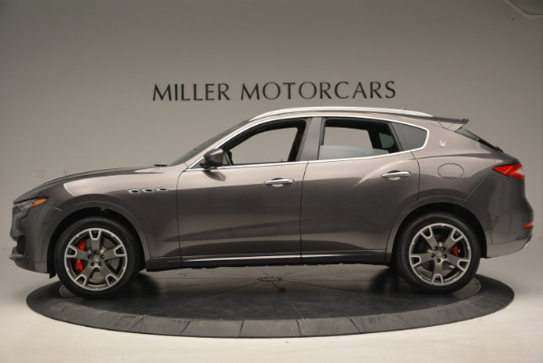Used 2017 Maserati Levante Ex Service Loaner for sale Sold at Alfa Romeo of Westport in Westport CT 06880 3