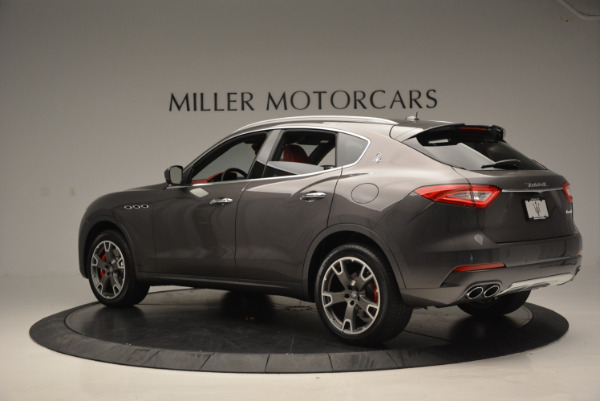 Used 2017 Maserati Levante Ex Service Loaner for sale Sold at Alfa Romeo of Westport in Westport CT 06880 4