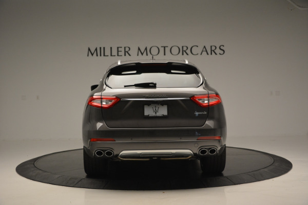 Used 2017 Maserati Levante Ex Service Loaner for sale Sold at Alfa Romeo of Westport in Westport CT 06880 6