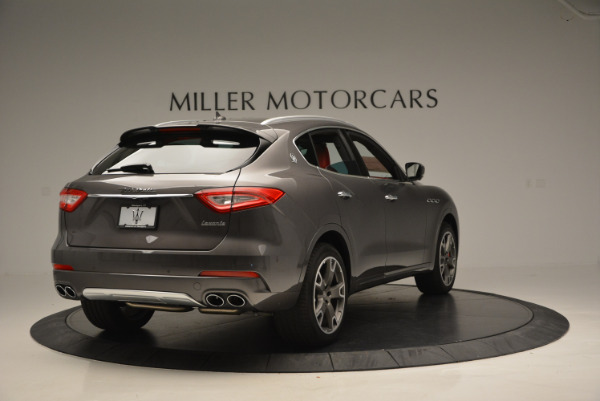 Used 2017 Maserati Levante Ex Service Loaner for sale Sold at Alfa Romeo of Westport in Westport CT 06880 7