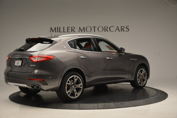 Used 2017 Maserati Levante Ex Service Loaner for sale Sold at Alfa Romeo of Westport in Westport CT 06880 8
