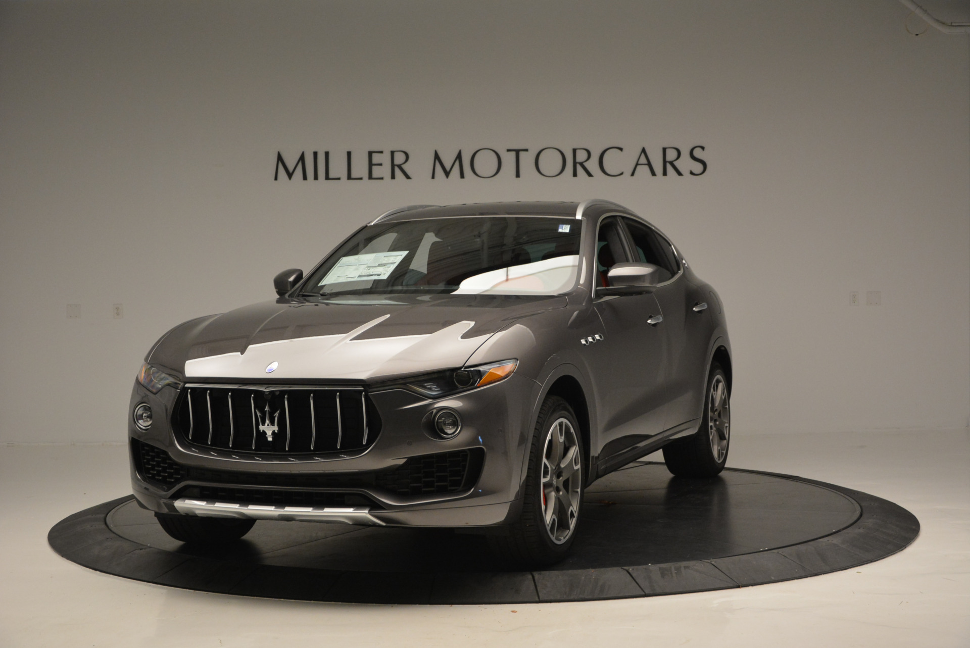 Used 2017 Maserati Levante Ex Service Loaner for sale Sold at Alfa Romeo of Westport in Westport CT 06880 1