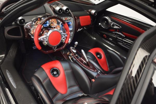 Used 2014 Pagani Huyara for sale Sold at Alfa Romeo of Westport in Westport CT 06880 10