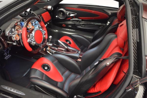 Used 2014 Pagani Huyara for sale Sold at Alfa Romeo of Westport in Westport CT 06880 11