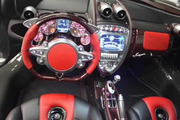 Used 2014 Pagani Huyara for sale Sold at Alfa Romeo of Westport in Westport CT 06880 12