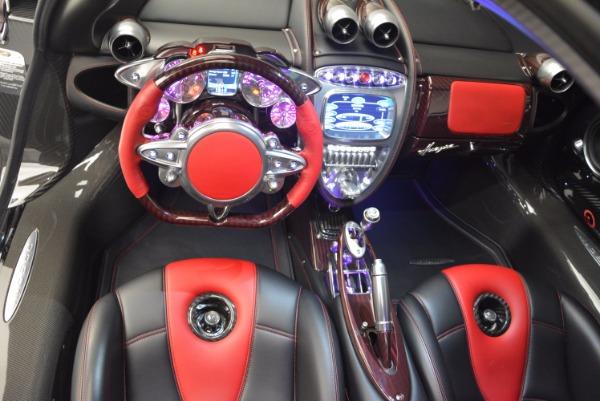 Used 2014 Pagani Huyara for sale Sold at Alfa Romeo of Westport in Westport CT 06880 13