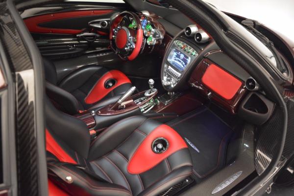 Used 2014 Pagani Huyara for sale Sold at Alfa Romeo of Westport in Westport CT 06880 14