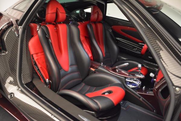 Used 2014 Pagani Huyara for sale Sold at Alfa Romeo of Westport in Westport CT 06880 15