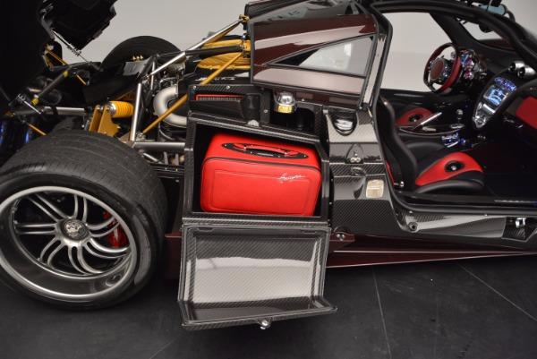 Used 2014 Pagani Huyara for sale Sold at Alfa Romeo of Westport in Westport CT 06880 16