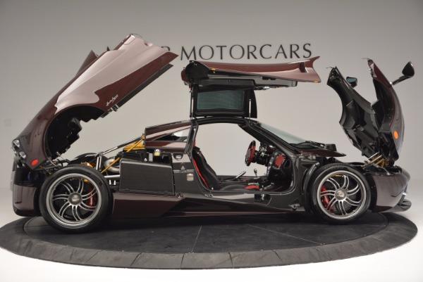 Used 2014 Pagani Huyara for sale Sold at Alfa Romeo of Westport in Westport CT 06880 17