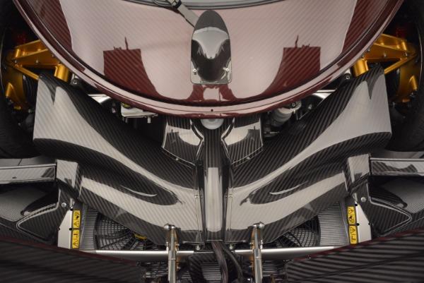 Used 2014 Pagani Huyara for sale Sold at Alfa Romeo of Westport in Westport CT 06880 18