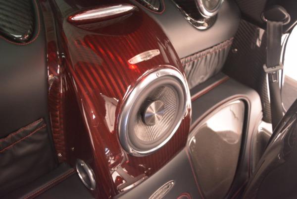 Used 2014 Pagani Huyara for sale Sold at Alfa Romeo of Westport in Westport CT 06880 19