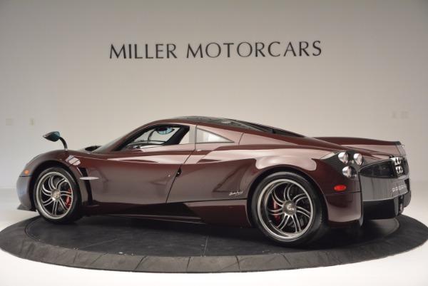 Used 2014 Pagani Huyara for sale Sold at Alfa Romeo of Westport in Westport CT 06880 3