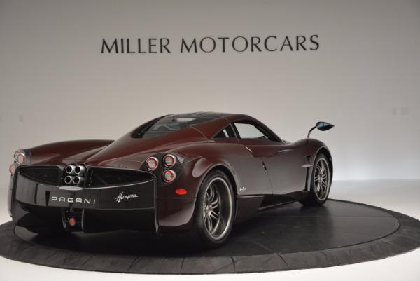 Used 2014 Pagani Huyara for sale Sold at Alfa Romeo of Westport in Westport CT 06880 6