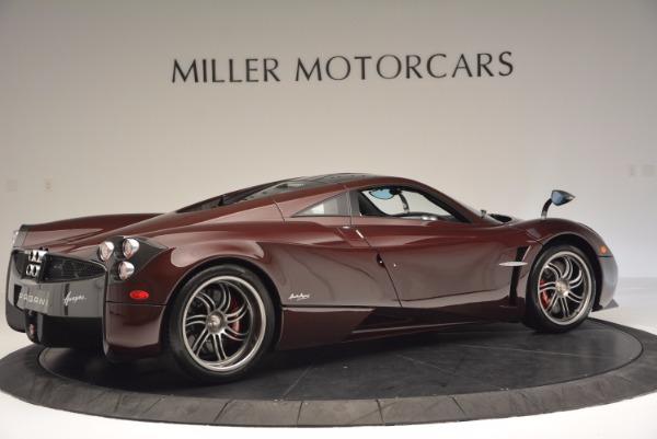 Used 2014 Pagani Huyara for sale Sold at Alfa Romeo of Westport in Westport CT 06880 7