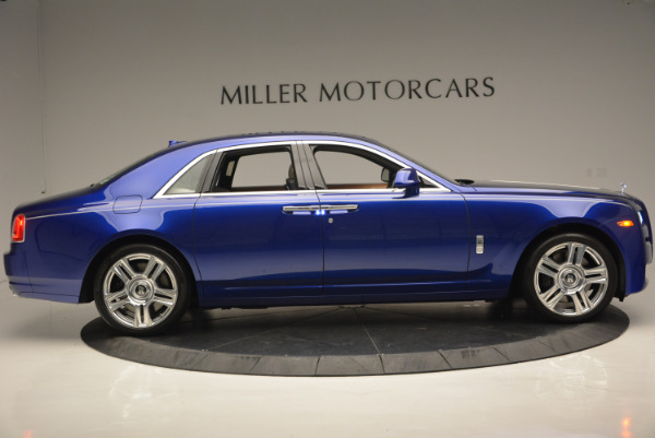 Used 2016 ROLLS-ROYCE GHOST SERIES II for sale Sold at Alfa Romeo of Westport in Westport CT 06880 10