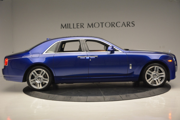 Used 2016 ROLLS-ROYCE GHOST SERIES II for sale Sold at Alfa Romeo of Westport in Westport CT 06880 11